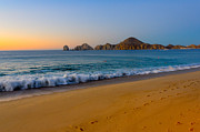 Cabo San Lucas Prints - Cabo San Lucas Morning Print by Mark Goodman