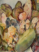 Aleksandra Buha - Cacti in Bloom XI