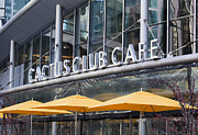 Chris Dutton - Cactus Club Cafe...