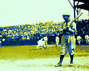 Base Ball Prints - Cactus League - 20130207 Print by Wingsdomain Art and Photography