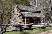 Donald Williams - Cades Cove Old Cabin...