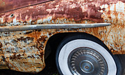 Rust Photos - Cadillac by Bruce Siulinski