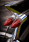 Cadillac Fin Print by Phil 'motography' Clark