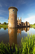 Photo Scotland - Caerlaverock Castle