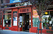Live Music Prints - Cafe Central in Madrid Print by RicardMN Photography