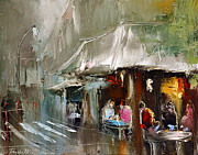David Figielek - Cafe de Flore