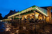 Andy Crawford - Cafe Du Monde before the...