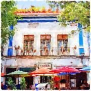 Matthew Green - Cafe en Guanajuato