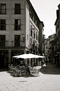 Polly Villatuya - Cafe in Segovia Spain