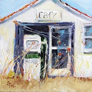 Suzy Pal Powell - Cafe