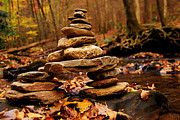 Daniel Woodrum - Cairn along Dodds Creek...