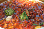 Crawfish Art - Cajun Kettle by Kent Dunning