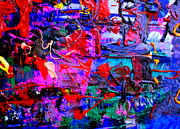 Just Abstracts - Cake Walk by Allen n Lehman