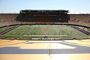 College Campuses Metal Prints - Cal Golden Bears California Memorial Stadium Berkeley California 5D24698 Metal Print by Wingsdomain Art and Photography