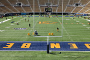 Schools Art - Cal Golden Bears California Memorial Stadium Berkeley California 5D24708 by Wingsdomain Art and Photography