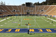 Schools Art - Cal Golden Bears California Memorial Stadium Berkeley California 5D24710 by Wingsdomain Art and Photography