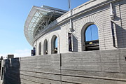 Ucb Prints - Cal Golden Bears California Memorial Stadium Berkeley California 5D24758 Print by Wingsdomain Art and Photography
