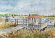Gloria Turner - Calabash Shrimp Boats