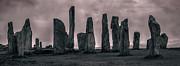 Standing Stones Prints - Calanais Print by Matt  Trimble