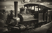 Train Town Photos - Calico Express 2 by Paul W Faust -  Impressions of Light