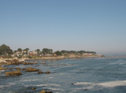 California Coast Print by Christiane Schulze Art And Photography