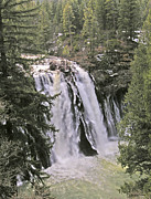 All - California Falls by Rich Stedman