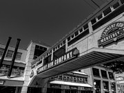 Central Coast Photos - California - Monterey - Cannery Row 001 by Lance Vaughn