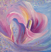 Calla Lily Paintings - Calla by Joanne Smoley