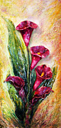 Raya Finkelson - Calla Lily - 3D...