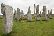 Callanish Standing Stones Print by Ron Pettitt