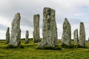 Featured Prints - Callanish Standing Stones Print by Toby Adamson