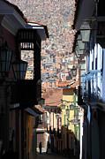 James Brunker - Calle Jaen La Paz