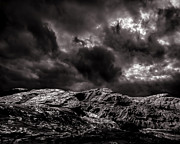 Intense Prints - Calm before the storm Print by Bob Orsillo