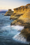 Wayside Photos - Calm Kiwanda by Peter Coskun
