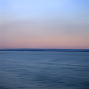 Outlook Photo Posters - Calm sea Poster by Bernard Jaubert