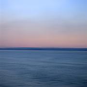Calm Sea Print by Bernard Jaubert
