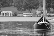 Docked Sailboat Originals - Calm by William Keller