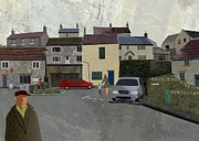 Kenneth North - Calver village