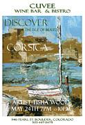 Tisha Wood - Calvi Poster