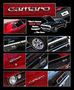 Camaro-drive - Poster Print by Gary Gingrich Galleries