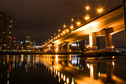 Cambie Bridge Prints - Cambie  Print by Sasha MacBain