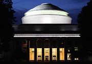 Mit Prints - Cambridge Massachusetts Institute of Technology Print by Juergen Roth