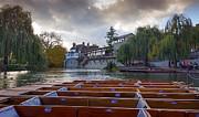 Svetlana Sewell - Cambridge River
