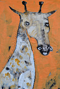 Outsider Art - Camelopardus by Mark M  Mellon