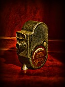 8mm Photos - Camera - Bell and Howell Film Camera by Paul Ward