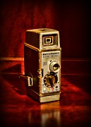 8mm Photos - Camera - Vintage Bell and Howell Sun Dial 319 by Paul Ward
