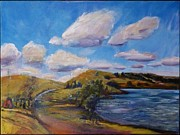 Helen Campbell - Camp at Crown Butte