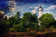 Green Bay - Cana Island Lighthouse by Joel Witmeyer