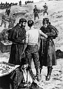 Canada: Riel Rebellion, 1885 Print by Granger