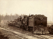 Daniel Hagerman - CANADIAN LOGGING TRAIN...